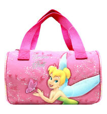 3ab9bd1b8ae7 Disney Tinkerbell Girls Kids Pink Roll Hand Bag for Books and School