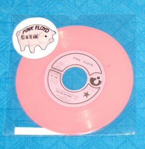 Pink Floyd - Sheep / Pigs On The Wing , 7* Pink Edition Limited 100 copy