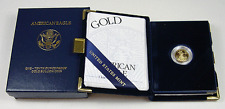 1990 US Mint 1/10 OZ $5 American Eagle Gold Bullion Coin Proof