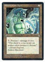 Shield of the Ages Ice Age Artifact MTG Single Card Magic :The Gathering U1