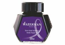 Waterman 50ml Ink for Fountain Pen - Tender Purple (S0110750)