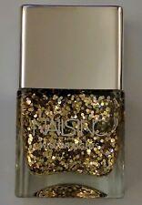 Nails Inc Winter Lights Belsize Road Nail Polish FULL SIZE Gold + Rose Sequins