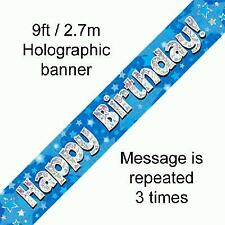 Happy Birthday Party Decorations (Oaktree) Banners & Bunting