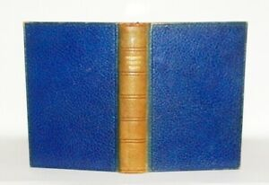 1928 THE POETICAL WORKS OF WORDSWORTH Attractive Leather Binding GILT EDGES