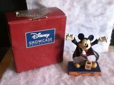 Disney Showcase Collection Count Mickey Figurine Jim Shore Enesco Disney Traditi