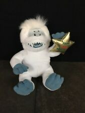 CVS STUFFINS MISFIT ABOMINABLE SNOW MONSTER BUMBLE HAPPY 2000 NEW YEAR STAR RARE