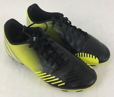 Adidas Predator Mens Green Black Athletic Soccer Cleats Shoes Size 4