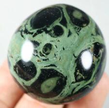Natural EYE GREEN KAMBABA JASPER STROMATOLITE  Gem Stone Healing
