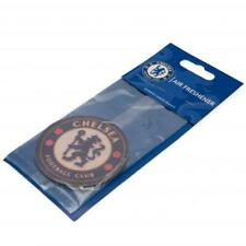 CHELSEA FC AIR FRESHENER FRESHNER CAR ACCESSORY ROOM OFFICE NEW GIFT XMAS