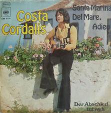 Costa Cord Ali-Santa Marina del mare adieu