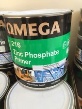 PAINT PRIMER ZINC PHOSPHATE  - Dark Grey Finish 4 Litre! Perfect for Trailers!
