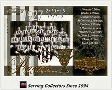 PC75- 2012 AFL Eternity Collingwood 1927 VFL Premiership Commemorative Card