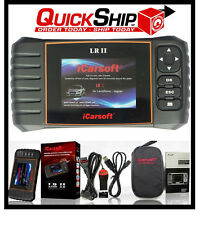 LAND ROVER JAGUAR Diagnostic Scanner Tool SRS ABS BRAKE RESET iCarsoft LRII i930