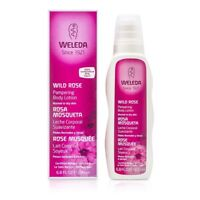 Weleda Body Lotion Wild Rose Pampering 200ml Skin Care