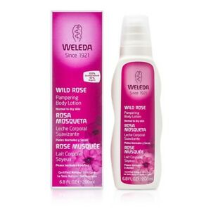 Weleda Body Lotion Wild Rose