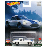 Hot Wheels British Horsepower Jaguar Lightweight E-Type #2 of 5 Car Culture