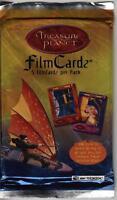 2002 Artbox Treasure Planet Filmcardz Trading Card Pack