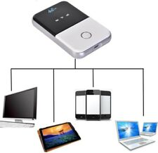 Portable 3G 4G Router LTE 4G Wireless Router Mobile Wifi Hotspot SIM Card
