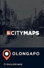 City Maps Olongapo Philippines by James McFee (2017, Paperback)