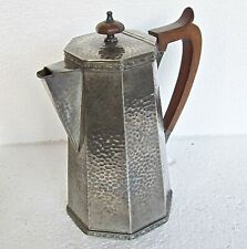 Pewter Craftman Art Deco Coffee Pot