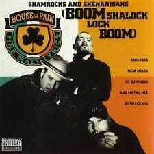 House of pain shamrocks and shenanigans (remix, 1993) [Maxi-CD]