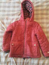 Tu Boys Padded Coat/jacket Age 4-5