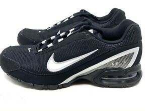 Nike Air Max Torch 3 Mens Running Shoes Black/White 319116-011 Size 8