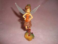 "Disney Faires Tinkerbell Friend Fawn Fairy Figure Plastic 3.75"""