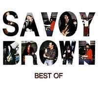 CD Savoy Brown Best of Savoy Brown 3cds