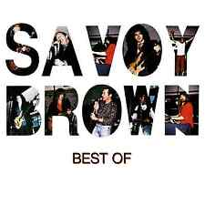 CD Savoy Brown Best di di Savoy brown 3CDs