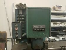 Strippet 1830 Custom 30 Ton Punch Press With Tooling