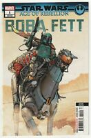 Star Wars Age Of Rebellion Boba Fett #1 | 2nd Printing Variant (2019) NM