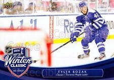 2014-15 Upper Deck Winter Classic Jumbos #11 Tyler Bozak