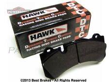 HAWK HB711G.661 17 mm - DTC-60 - fits Subaru BRZ / Scion FR-S front
