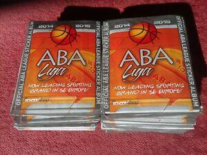 ADRIATIC Basketball League 2014-15 ABA - 400 packs JOKIC RC