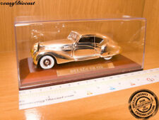 DELAGE D8 D-8 120 **SILVER PLATED** 1:43 MINT!!!
