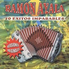 10 Exitos by Ramon Ayala (CD, Aug-2002, Universal Music Latino)