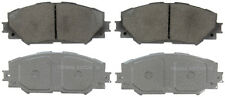 Advance QC1210 Disc Brake Pad - ThermoQuiet, Front