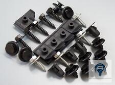 Unterfahrschutz Einbausatz Unterboden Repair Kit für Toyota Corolla Bj 02- 08
