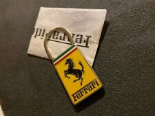 Genuine Article | Classic Ferrari Key Fob | Scale 1:1