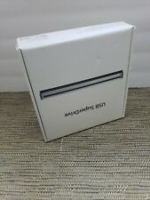 GENUINE APPLE USB SUPER DRIVE (MD564LL/A) MODEL A1379 OPEN BOX