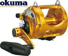 Okuma Makaira MK-50II Multirolle zum Meeresangeln, stabile Meeresrolle