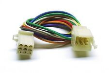 9 PIN SMALL PM Series Multi-Pin Connector - Color-Coded 18 AWG Wire Loop # 9 PM