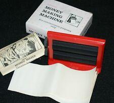 Adams Money Making Machine, vintage 1970's, complete and original -Look! Tmgs