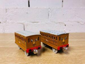 Annie & Clarabel - Thomas & Friends Take n Play/Take Along Diecast Metal Trains