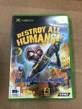 Destroy All Humans! Xbox