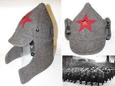 Budenovka de laine Armée rouge URSS.