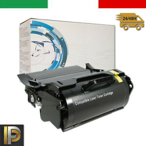 Toner T650 Compatibile PER Lexmark T650N, T650DN, T650DTN, T652N, T652DN T654DN