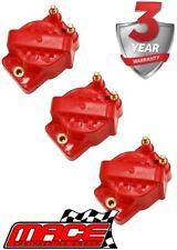 3 X IGNITION COIL FOR HOLDEN COMMODORE VS VT VU VX ECOTEC L36 L67 S/C 3.8L V6