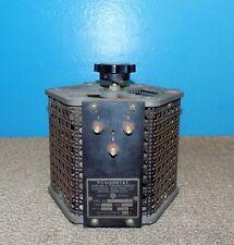 Superior Powerstat S627 Ks 552 L1 Variac Variable Ac Transformer 0 250vac 6 Amps